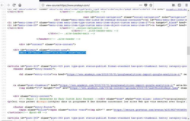 Récupérer les liens contextuels de son site Web avec R