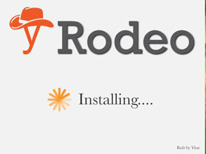 Installation Rodeo